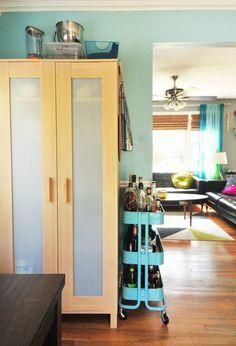 Matt http://www.apartmenttherapy.com/matt-mels-animated-abode-house-tour-203332?crlt.pid=camp.OlEzEQ3AKJyP