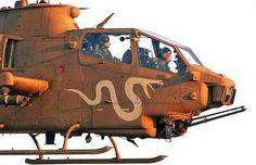 IDF Cobra Gunship