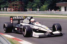 Satoru Nakajima (Tyrrell-Honda V10, 020). Qual: 14th. Race: 15th. Hungarian GP, Hungaroring, 1991. #F1 -- #3 -- pic.twitter.com/4W5XPx5Ux6