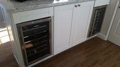 NewAir Wine Cooler and Refrigerator, 28 Bottle Freestanding Wine Chiller Fridge, Stainless Steel with Glass Door,