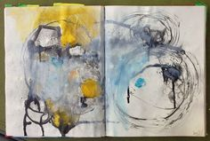 Cindy M.Bell - sketchbook studies series