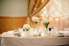 Rustic Canadian wedding   photos by Mathias Fast   100 Layer Cake