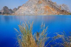 Explore beauty of Blue Water Lake in Hai Phong