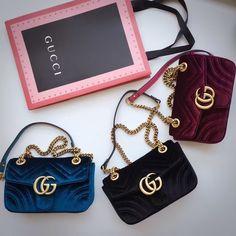 $218 Gucci GG Marmont Velvet Mini Shoulder Bag 443497 2016 Email: winnie@shoescrazy.net