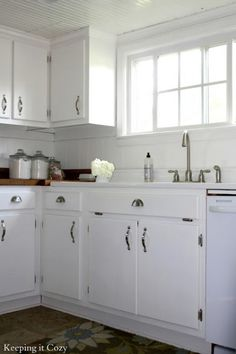 before & after: 1950's kitchen remodel on a $15k budget - houzz