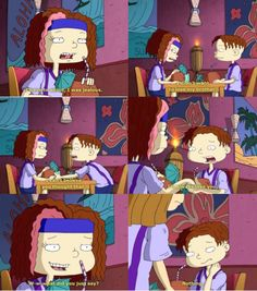 Rugrats: All Grown Up ~ Phil & Lil