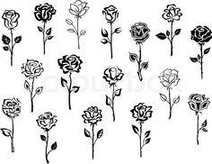 https://www.colourbox.de/preview/11622923-set-of-rose-icons.jpg