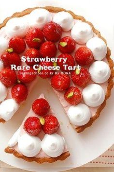 딸기 타르트