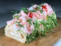Sandwich Cake, Sandwiches, Food Platters, French Food, Dessert Recipes, Desserts, Afternoon Tea, Buffet, Food And Drink