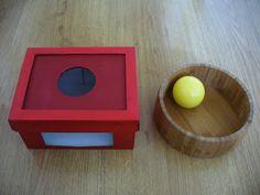 A la douce: Une boîte à formes évolutive - DIY