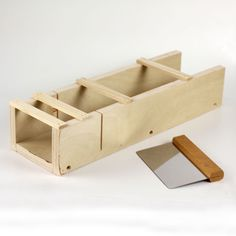 Cutter For Wooden Soap Mold, 1 loaf cutter