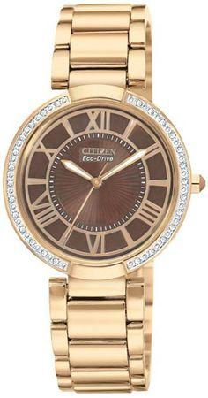 EM0103-57X - Authorized Citizen watch dealer - LADIES Citizen D'ORSAY, Citizen watch, Citizen watches