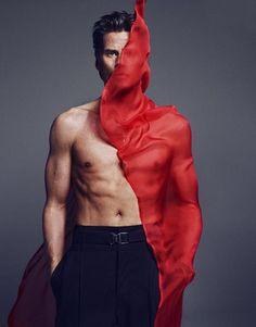 Dutch supermodel Mark Vanderloo  http://www.model-diary.com/2012/10/01/mark-vanderloo-photo-daily-model-diary/