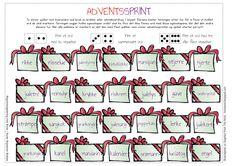 adventssprint
