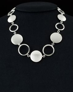 Argento Vivo Silver Necklace