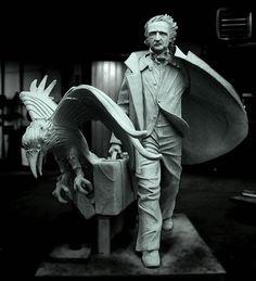 Edgar Allan Poe Statue Is Going to Be Epic-Stefanie Rocknak