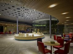 JNC Sales Office & Community Arts Center / Line and Space, LLC (4)