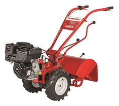 Product Review For Troy Bilt Horse 306cc 20 Inch Forward Rotating Rear Tine  Tiller. To Bring Those Ideas In Your Head To Life, You Need A Tiller That  Works ...