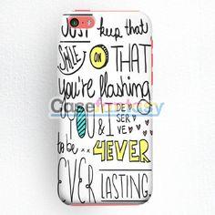 Emblem3 Chloe Lyric Cover iPhone 5C Case | casefantasy