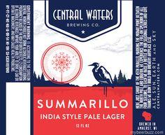 mybeerbuzz.com - Bringing Good Beers & Good People Together...: Central Waters Brewing - Summarillo IPL