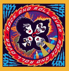 Rock & Roll Over is the best of the second triplet of studio albums from arguably the most influential hard rock group of all time: KISS.