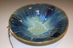 waterfall pottery glaze - Google Search
