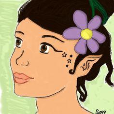 Mon avatar par So Pouetpouet