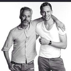 Tom Hiddleston & Matthias Vreins McGrath