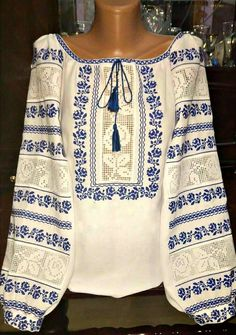 Grand Sewing Embroidery Designs At Home Ideas. Beauteous Finished Sewing Embroidery Designs At Home Ideas. Rose Embroidery, Embroidery Patterns, Folk Fashion, Womens Fashion, Learning To Embroider, Palestinian Embroidery, Seed Stitch, Embroidered Blouse, Satin Stitch