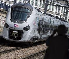 Presentado el primer #Régiolis, la nueva generación de trenes regionales franceses #alstom #railway