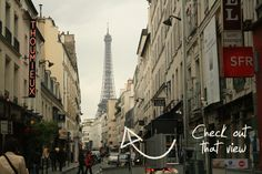 Travel: Paris City Guide ~ Where to Stay: Thoumieux Hotel. A little recap of my fabulous stay in Paris in a chic, boutique hotel at the foot of the Eiffel Tower. 7th arrondissement.
