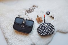Holiday style, Valentino bag, By Malene Birger clutch
