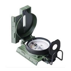 CMMG Phosphorescent Lensatic Compass Clam Pack CMMG