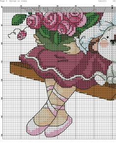 Swing Of Roses 3/5