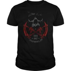 Sons Of Anarchy Cross Guns T-Shirts, Hoodies. SHOPPING NOW ==► https://www.sunfrog.com/TV-Shows/Sons-Of-Anarchy-Cross-Guns-.html?id=41382