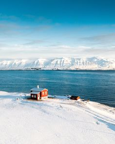 North Iceland, Winter Wonderland, Planets, Waves, Tours, Mountains, Photography, Outdoor, Lonely