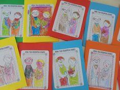 Grandparents, Celebration, Cover, Books, Art, Grandmothers, Art Background, Libros, Book