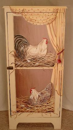 Trompe L'Oeil Cabinet | Flickr - Photo Sharing!