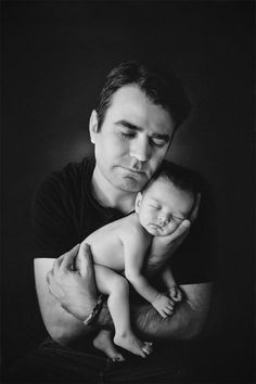 Father and son newborn Father And Son, Face, Weddings, The Face, Faces, Facial