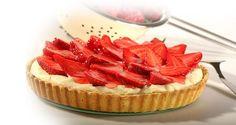 Τάρτα με φράουλες και καλή μας απόλαυση - Sugarfree.gr