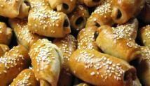 Lebanese Date Filled Fingers Recipe