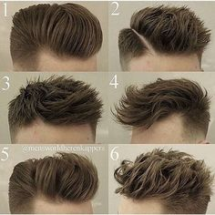 Special hair designs series for women. In you are looking at beautiful hair designs for women. Cool Hairstyles For Men, Fancy Hairstyles, Hairstyles Haircuts, Haircuts For Men, Barber Shop Haircuts, Homecoming Hairstyles, New Hair, Men's Hair, Curly Hair Styles