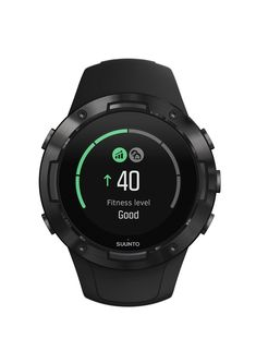 Adventure watch makers Suunto have just announced their new Suunto 5 model, a compact GPS sports watch with great battery life. The rugged GPS watch is packed with multiple sport features, but also tracks your activity including stress and sleep Gps Sports Watch, Trekking Gear, Men's Backpacks, Floating In Water, Sport Watches, All Black, Trail Running, Chill, Luxury
