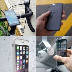 Obal, držak na mobil a čelné sklo auta pre iPhone 6 (s) od Proper