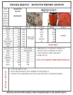 Korean Food, Food Plating, Cooking Recipes, Baking, Korean Cuisine, Chef Recipes, Bakken, Backen