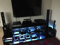 xbox video game console storage entertainment center video gaming storage home made xbox. Black Bedroom Furniture Sets. Home Design Ideas