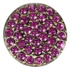 Ginger Snaps Ritzy Brass - Amethyst Snap