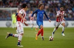 Blog Esportivo do Suíço:  Giroud anota hat-trick e França goleia Paraguai em amistoso