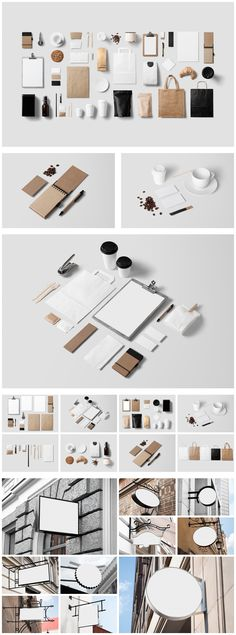 Branding Mockups Bundle / 30% Off by forgraphic™ on Creative Market