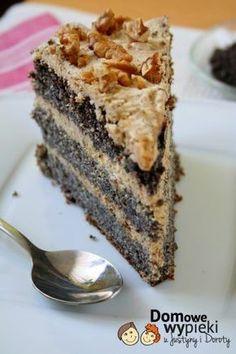 Polish Desserts, Polish Recipes, Cake Roll Recipes, Good Food, Yummy Food, Desert Recipes, Cupcakes, Eat Cake, Sweet Recipes
